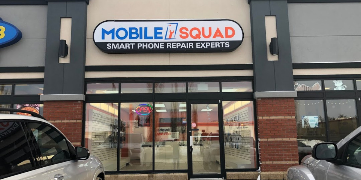 Spruce Grove Smart Phone Repair Store | Mobile Squad