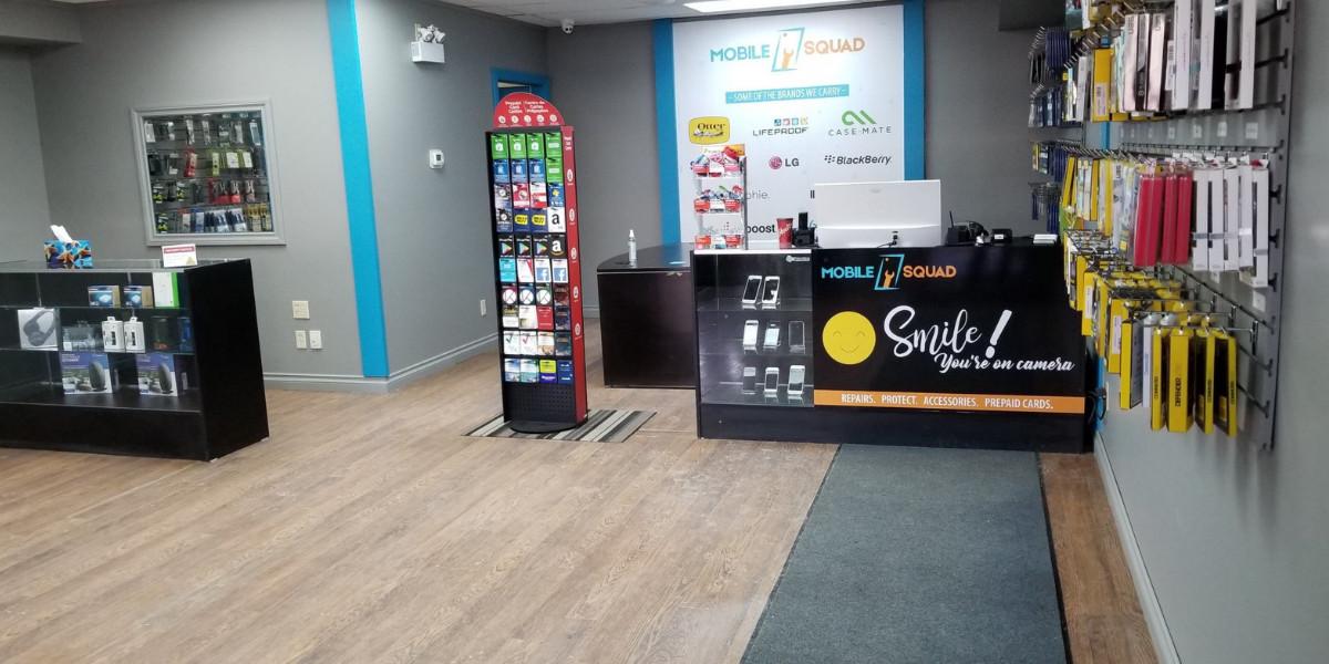 Hinton Smart Phone Repair Store | Mobile Squad