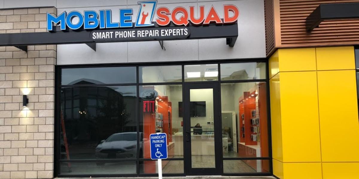 Edmonton - Clareview Smartphone Repair Store | Mobile Squad